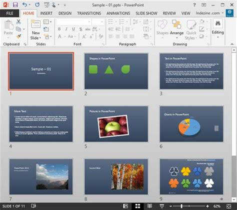Slide Background Styles In Powerpoint 2013 For Windows Presentation Styles Ppt
