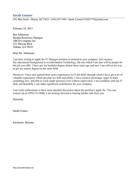 Advice On Cover Letters – Cover Letter Advice   Resume Cover Letter