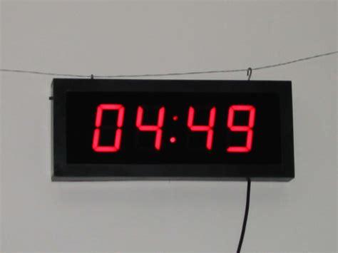 Led Digital relojes digitales grandes de pared
