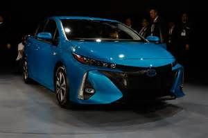 Toyota Prius In Review 2017 Toyota Prius Prime In Hybrid Review Motor Trend