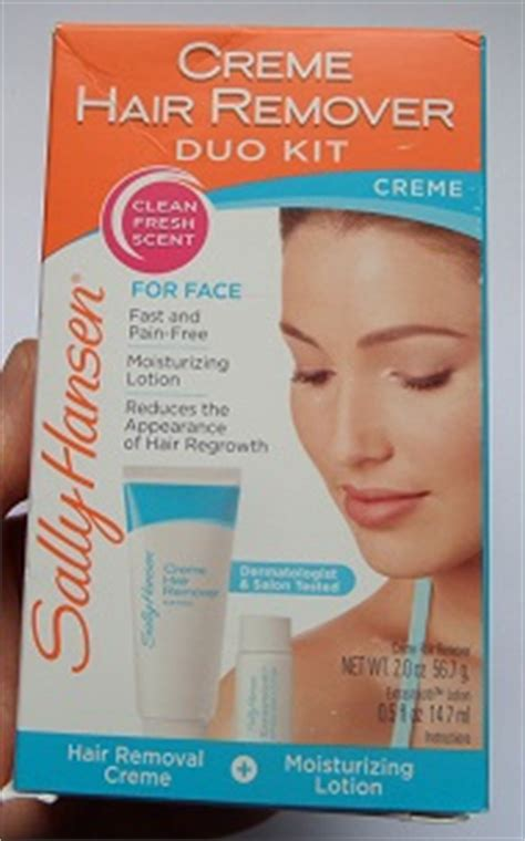 creme hair remover kit ulta sally hansen creme hair remover duo kit for review