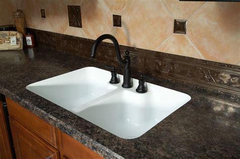 undermount sink with laminate undermount sink laminate countertop kitchen entry way