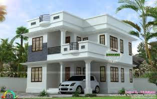 Small Home Design by Neat And Simple Small House Plan Kerala Home Design And