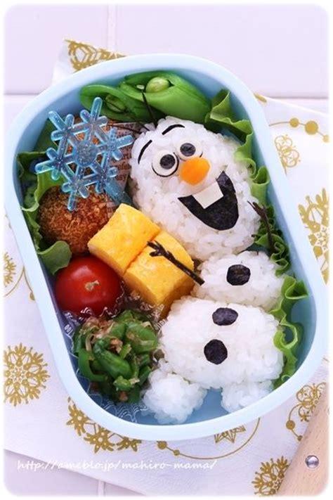 Frozen Bento olaf bento bento disney frozen and
