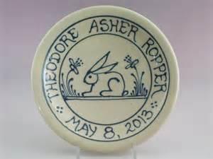 personalized birth plates commemorative plate personalized child s birth plate