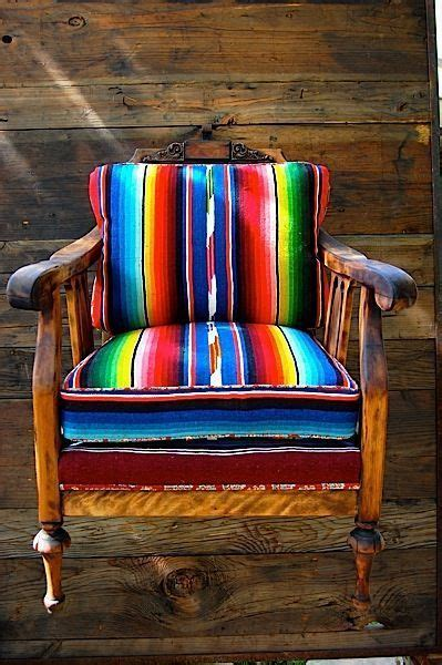 bromeliad thrifted and gifted how to decorate with 68 best serape ideas images on pinterest armchair