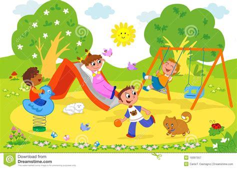 bambini immagini clipart children in the park clipart clipartsgram