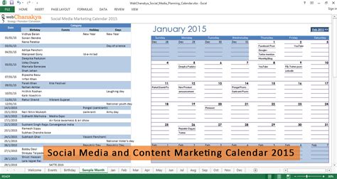 social media planner social media calendar getting it right social media planner