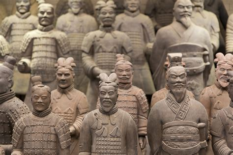 lade in terracotta china s emperor and his 8 000 terra cotta army
