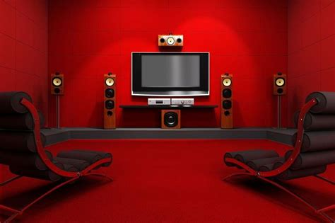 Home Theater Setup In Living Room Home Theater Setup Home Theater Systems Home Theater