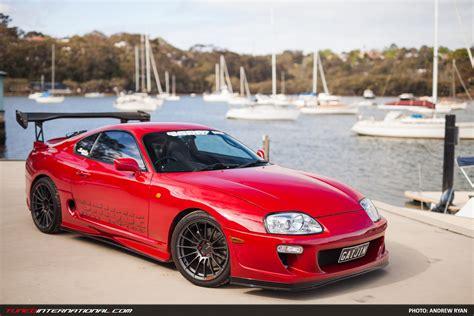 Gaijin Daniel S Toyota Supra Tuned International