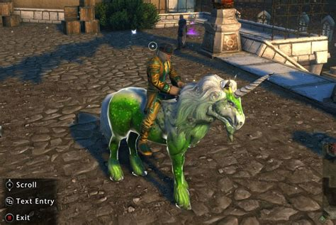 how to chat like a pro in neverwinter for xbox one watch and win an exclusive unicorn mount during our