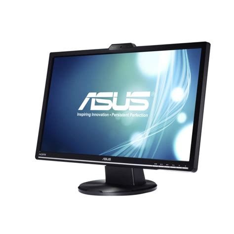 asus vk248h 24 inch hd led monitor widescreen built in speakers ebay