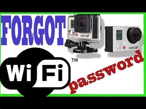 resetting wifi password on gopro hero 3 howto hard reset gopro hero 3 and 3 cameras doovi