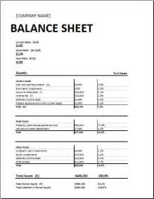 Business Balance Sheet Template by Best 25 Balance Sheet Ideas On Accounting