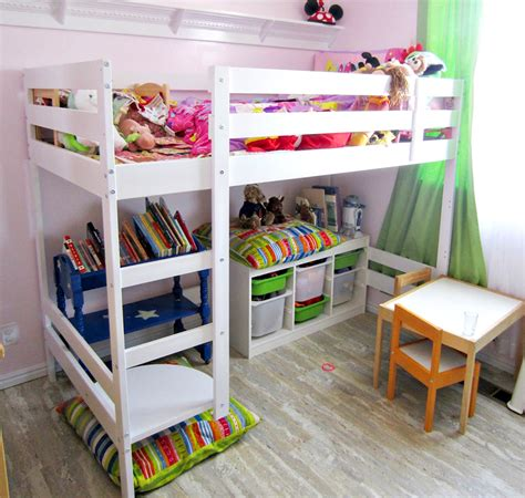 Bunk Bed Shelf Ikea 8 Diy Storage Ideas To Keep Your Child S Toys From Taking Your Home
