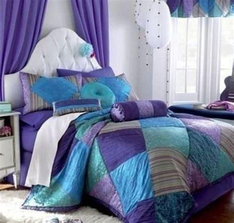 full double purple bohemian velvet blue aqua pink lavender comforter shams teal ebay