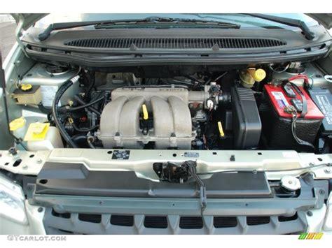 2 4 Liter Chrysler Engine by 2000 Chrysler Voyager Standard Voyager Model 2 4 Liter