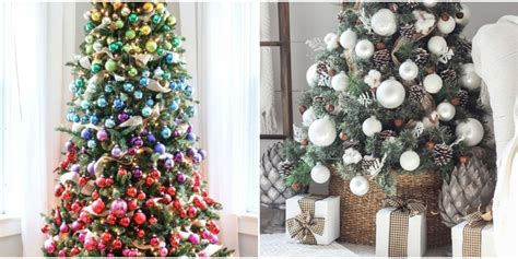 christmas tree decorating tips tricks diy and crafts 35 unique christmas tree decorations 2017 ideas for