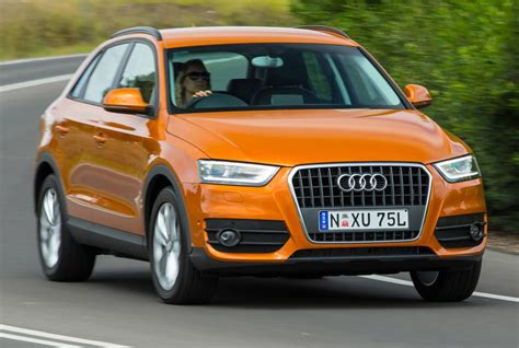 Audi Q3 1 4 Tfsi by 2014 Audi Q3 1 4 Tfsi Price And Features For Australia