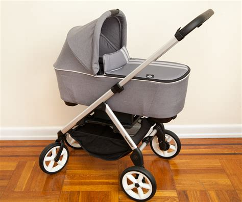 Easywalker Mosey Steel Blue T1310 easywalker mini mosey stroller review best strollers and