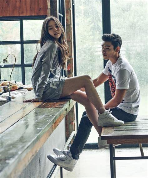 Top Gf ahn sohee and choi seunghyun couples big