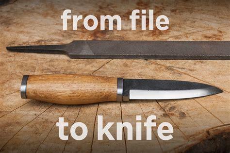How To Make Handmade Knives - cas de goor design