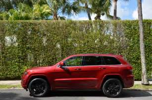 review 2015 jeep grand altitude 4x4