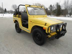 Suzuki 4x4 Jeep Survivor 1972 Suzuki Lj 20 Jimny 4x4 Mini Jeep Brute