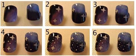 acrylic paint nail tutorial creating galaxy nails using acrylic paint 10 blank canvases