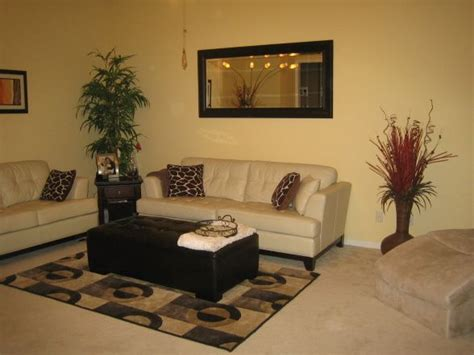 cream couch decorating ideas yellow sofa with tan walls cream leather sofa