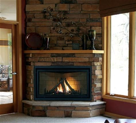 corner fireplaces small corner direct vent fireplace