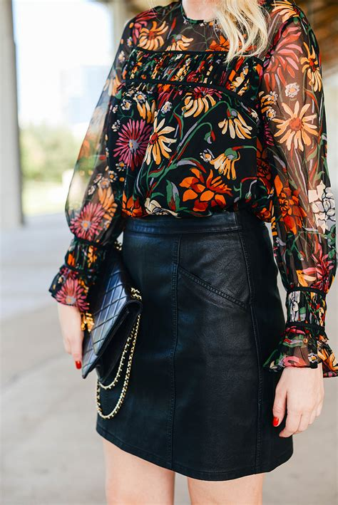 fall florals  style scribe