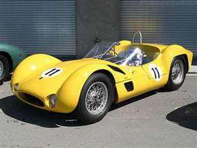 Maserati Birdcage Maserati Tipo 61 Birdcage High Resolution Image 23 Of 36