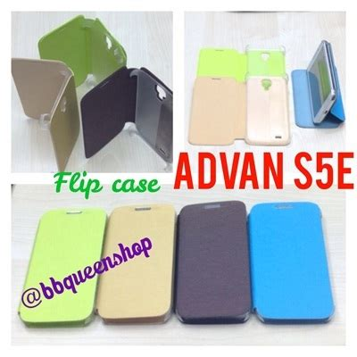 Flipcover Flip Cover Advan 5 qoo10 advan flipcover s5e mobile devices
