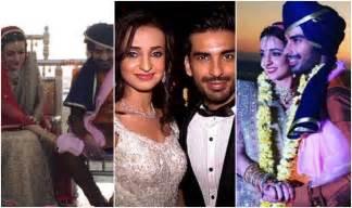 sanaya irani and mohit sehgal wedding sanaya irani mohit sehgal gets married inside pictures
