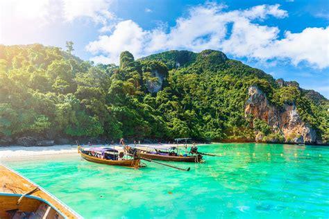 top tropical beach destinations  warm winter vacations