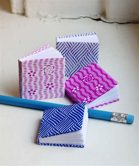 How To Make Mini Books Out Of Paper - 46 tiny gifts that make the cutest diy