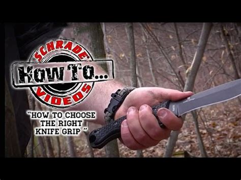 how to choose the right knife for the job simple bites how to choose the right knife grip youtube