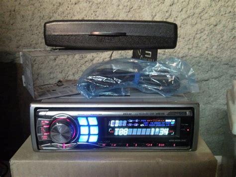 autoradio compatibile comandi al volante troc echange autoradio cd mp3 alpine cde 9881rb cable ipod