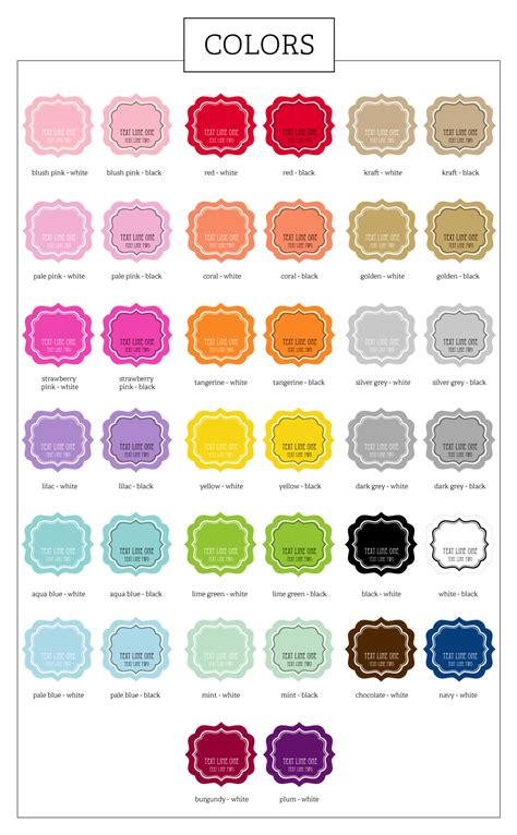 15 colors to choose from baby by nordeensbabycouture personalizados sweet 15 or sweet 16 stickers