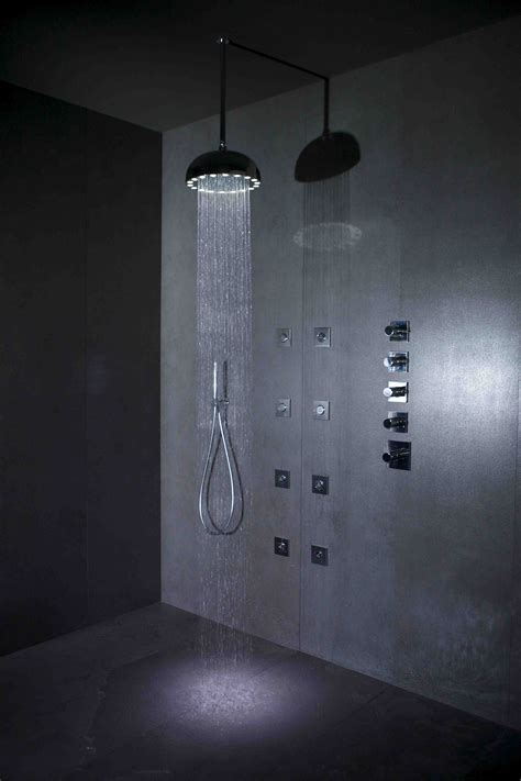 Shower That Lights Up by Dynamo Rainbow Shower By Cristina Lights Up With Water