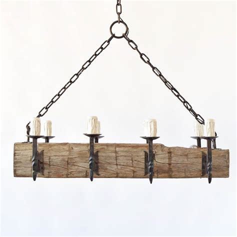 rustic chandelier large rustic beam chandelier the big chandelier