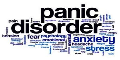 panic disorder assignment point
