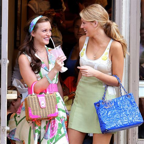 best gossip blair waldorf s best style gossip popsugar fashion
