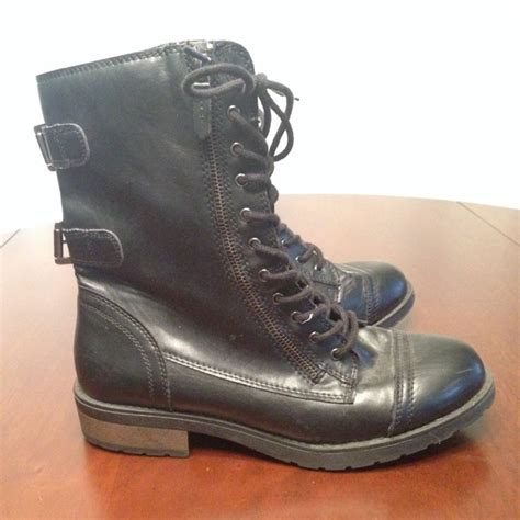mossimo supply co mossimo combat boots from s