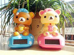 Rilakkuma Bobble 1000 images about solar powered figures on solar and bobble