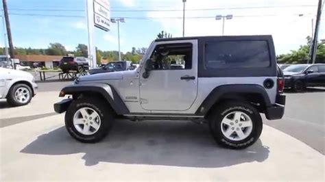 jeep billet silver metallic 2015 jeep wrangler sport billet silver metallic