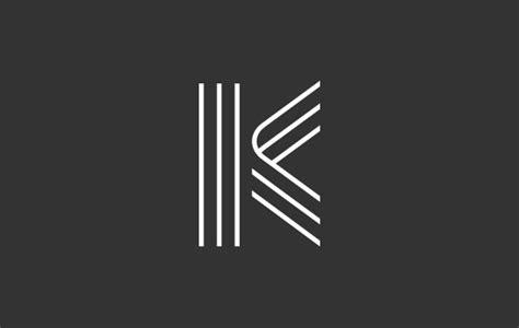 k r design 20 modern letter styles in alphabet logo designs for