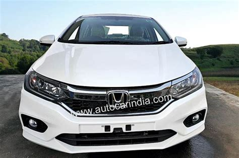2019 New Honda City by Honda Updates Feature List Of City Mid Spec Variant